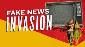 fake news, fausse information
